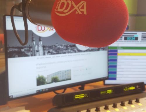 II Kozłowicki Cross i Bożejowska Dyszka w Radio Doxa