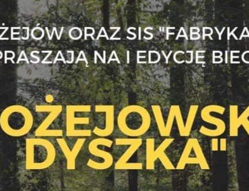 Bożejowska Dyszka – I Bieg i Nordic Walking